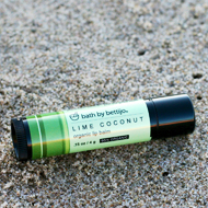 Lime Coconut Organic Lip Balm