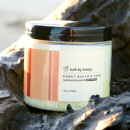 Sweet Sugar + Shea Body Polish